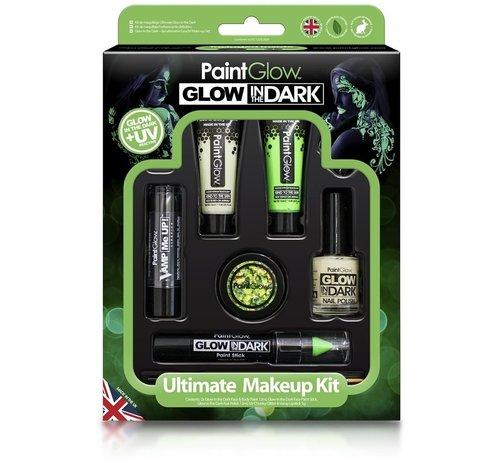 Love Shy Cosmetics PaintGlow Glow In The Dark set - Ultimate make-up kit