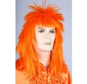 Disco Pruik Oranje
