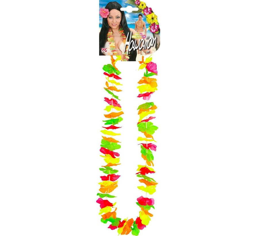 Neon Hawai Slinger - 12 stuks