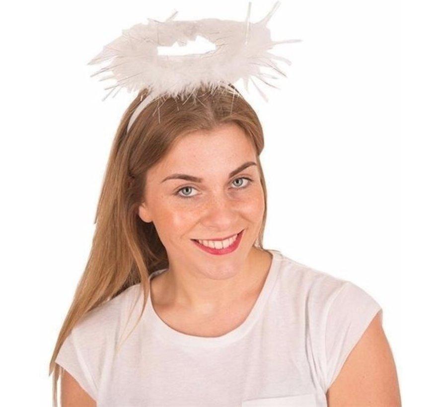 Aureole blanche