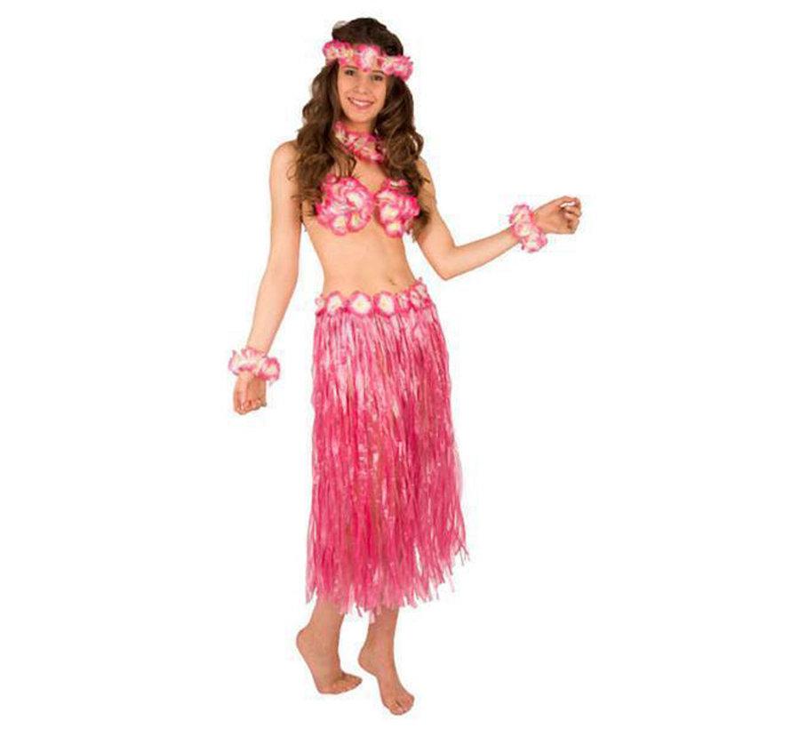 Hawaii set Pink (  5 pieces set )