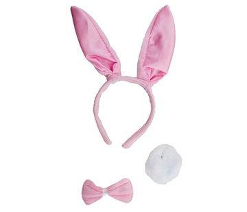 Bunny set Rose