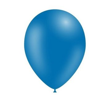 Partyline Ballons Bleu  - 12 pieces