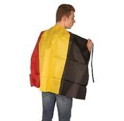 Partyline Cape Belgium - Cape de supporters noir-jaune-rouge