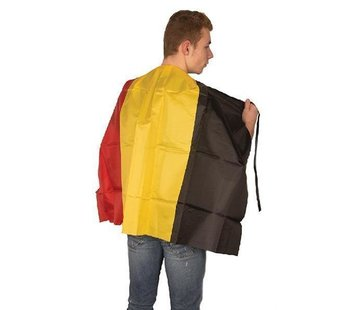 Partyline Cape Belgium - Supporters Cape black-yellow-red