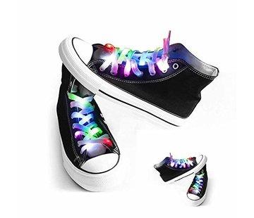 Breaklight.be Multi LED Shoe Laces