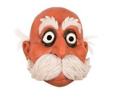 Partyline Mask Old Professor