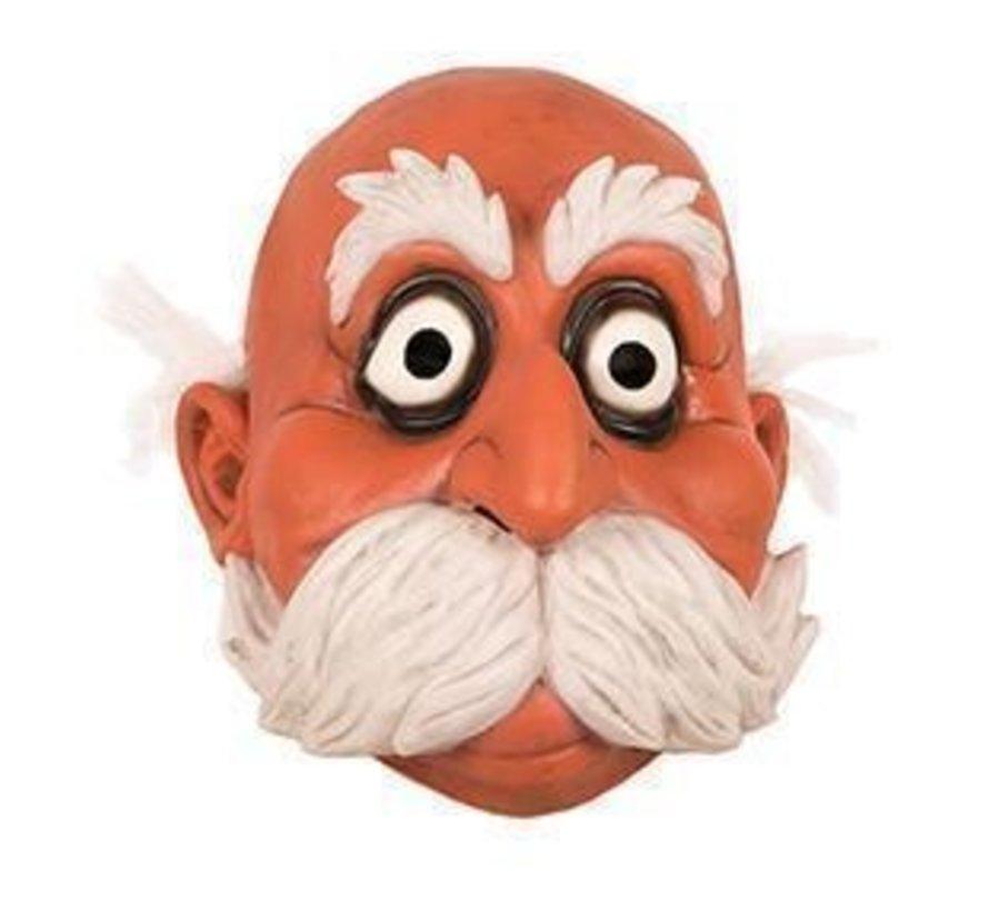 Masque ancien professeur