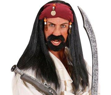 Partyline Jack Sparrow Pruik