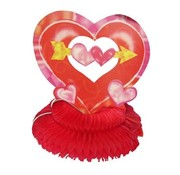 Funny Fashion Table decoration heart
