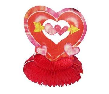 Funny Fashion Table decoration heart