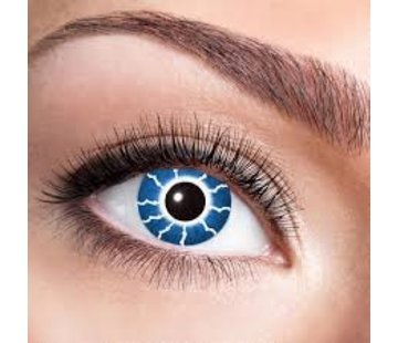Eyecatcher Blue Thunder | Lentilles de 3 mois