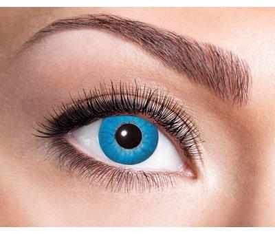 Eyecatcher Electro Blue | Weeklenzen | Contactlenzen
