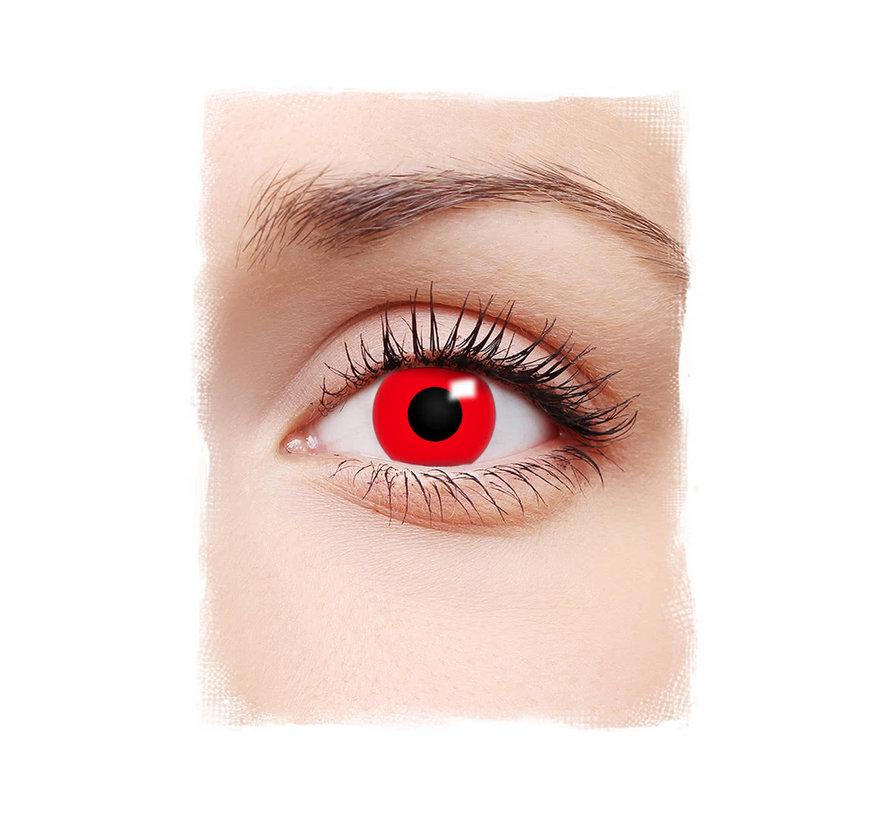 Red Devil | Weeklenzen | Contactlenzen