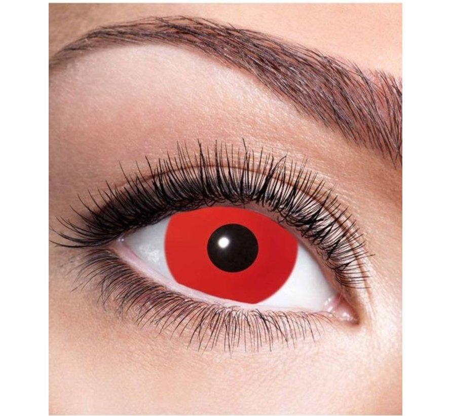Red Devil | Lentilles hebdomadaires | Lentilles de contact
