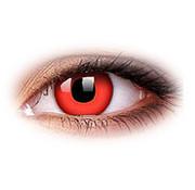 Eyecatcher Red Devil | Lentilles Hebdomadaires
