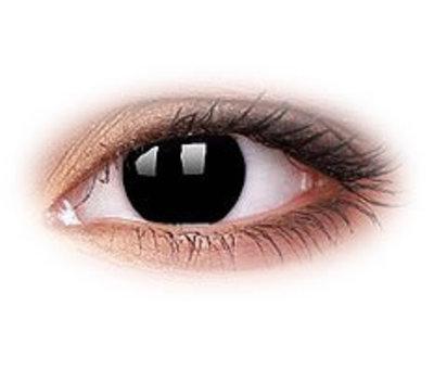 Eyecatcher Black Witch | Lentilles hebdomadaires | Lentilles de contact