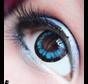 Angel | 3 mois lentilles de couleur bleue | Lentilles de contact