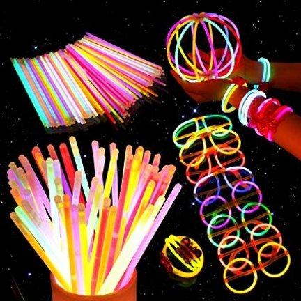 Glow Producten - Glow Sticks - Lichtegevende producten
