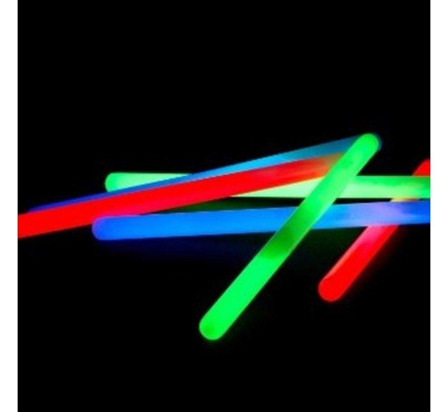 "10"" Glow Sticks Mixed ( 10 stuks )"