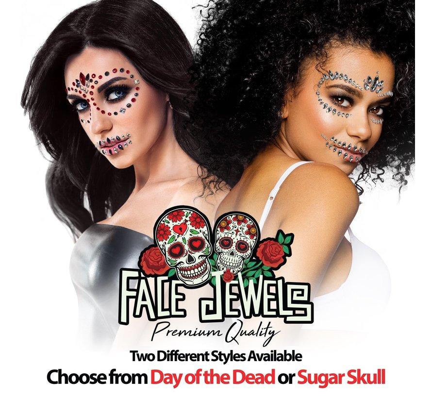 Gezicht Juwelen | Sugar Skull