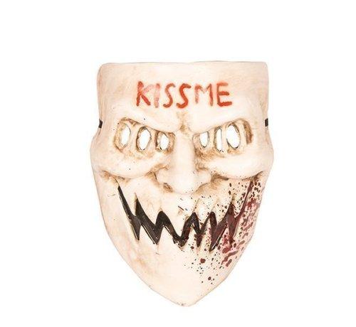 Partyline Horror Masker Kiss me