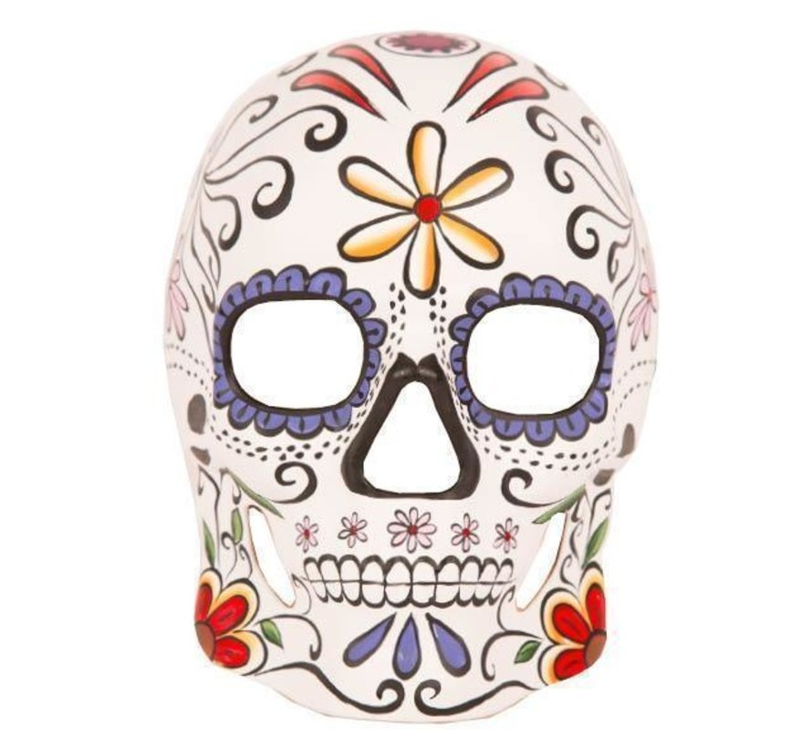 Day of dead masque homme