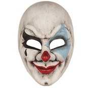 Partyline Day of dead mask clown