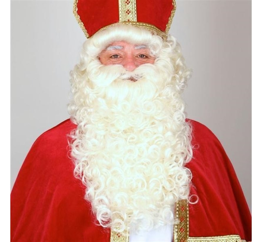 Saint Nicholas Wig