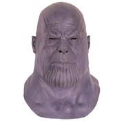 Partyline Horror Mask Purple Man