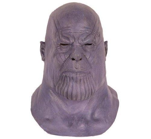 Partyline Horror Mask Purple Man