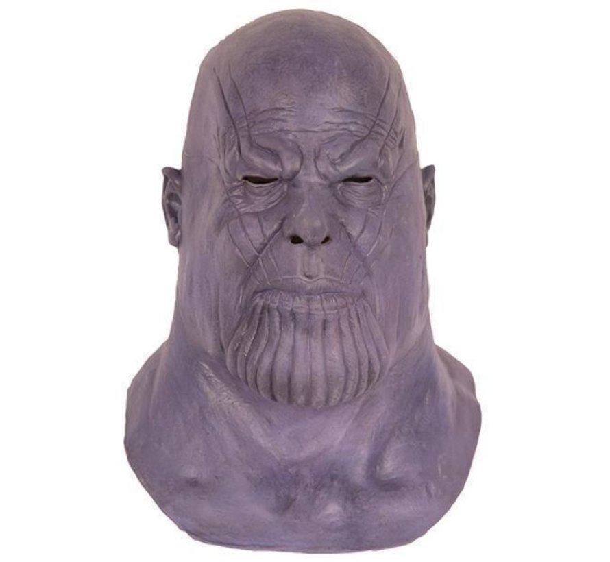 Horror Mask Purple Man