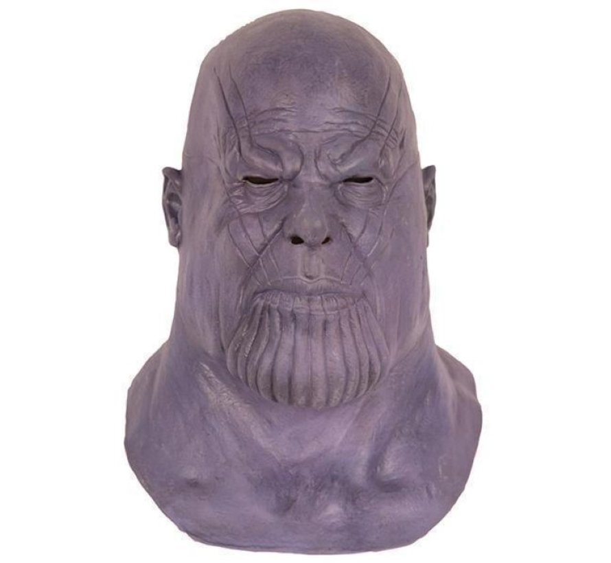 Horror Masker Paarse Man