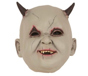 Partyline Mask Baby Devil