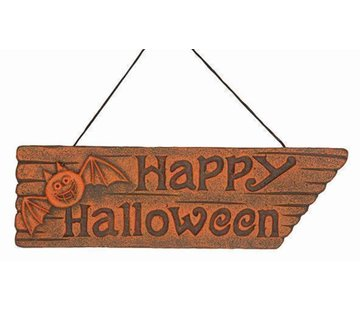 Partyline Deco Plate | Happy Halloween