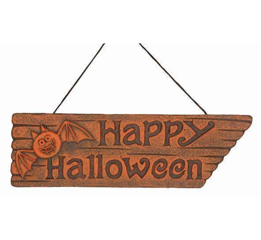 Déco Panneau | Joyeux halloween