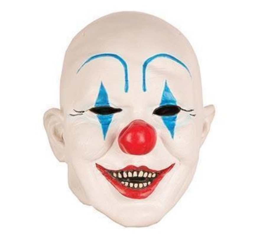 Masker Creepy Clown