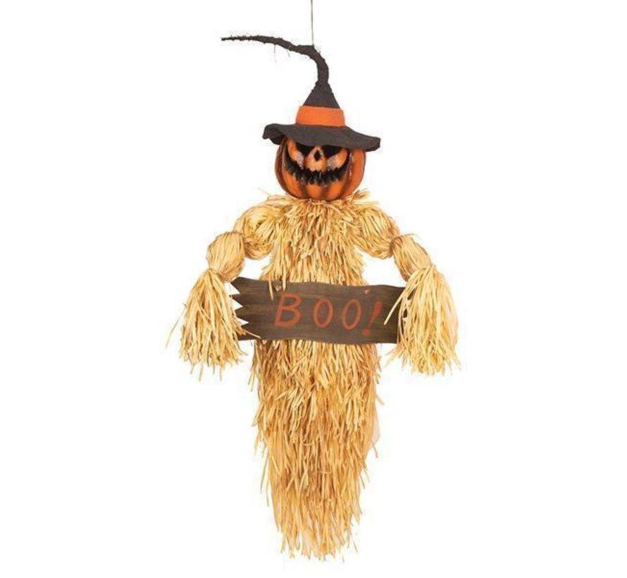 Deco Scary Pumpkin 160 cm