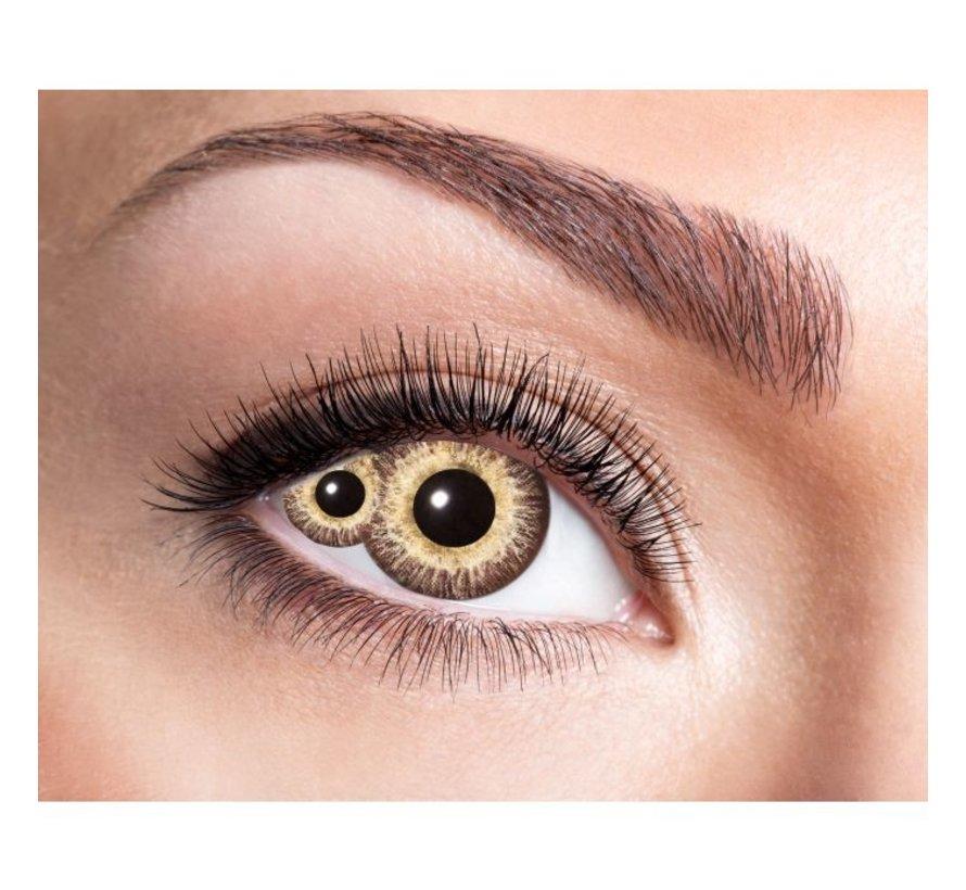 Les lentilles momie sclérotique 22 mm | Deux yeux