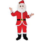 Wicked Costumes  Santa Claus Mascot Costume