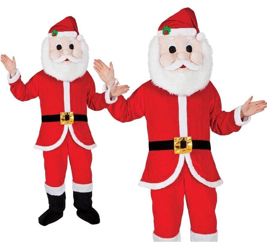Costume De Mascotte  Père Noël