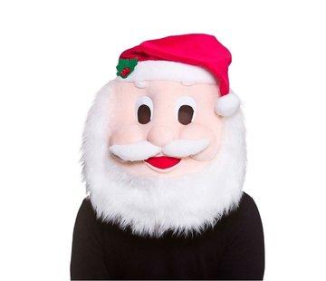Wicked Costumes  Kerstman Mascot Hoofd