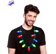 Wicked Costumes  Christmas Light Necklace