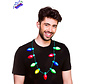 Christmas Light Necklace - 9 LEDS