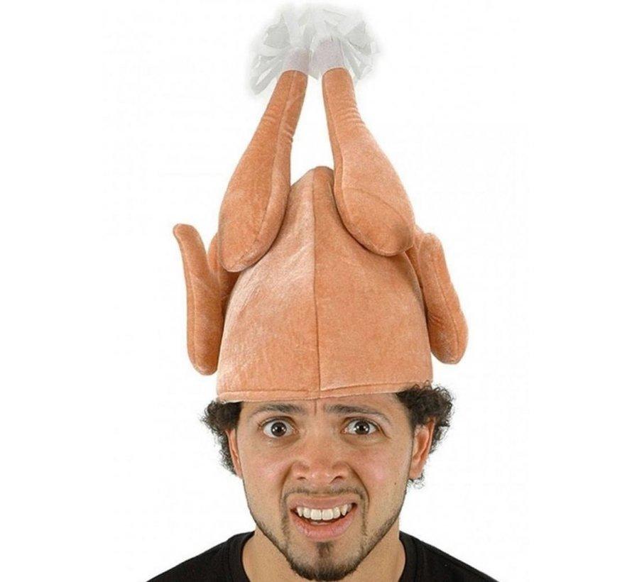 Chapeau de noël chapeau de dinde
