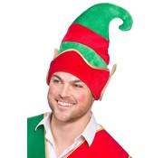 Wicked Costumes  Elfen Muts Deluxe met oren