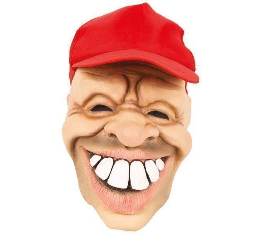 Masque grandes dents