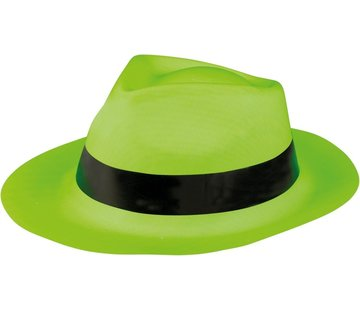 Partyline Neon green bandit hat
