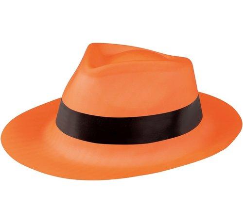 Partyline Neon orange bandit hat