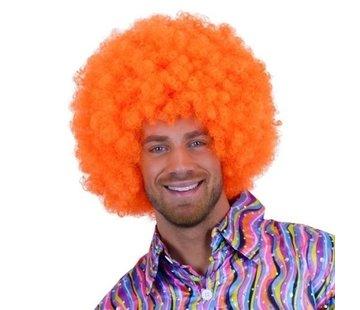 Partyline Neon Afro Wig Curler Orange